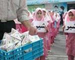 مسمومیت ۱۰۰ دانشآموز به دلیل نوشیدن شیر مدارس