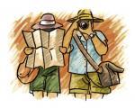 ده چیزیکه هیچ وقت نباید در یک سفر خارجی بپوشید !