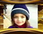 جنجال دخترک آدامس فروش/عکس