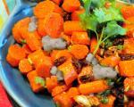 طرز تهیه سالاد هویج و پنیر فتا