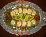 رول گوشت و تخم مرغ