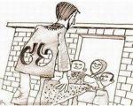 گرانی و فشار زندگی برروی پدران!