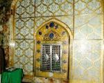 محل ضربت خوردن حضرت علی(ع) +عکس