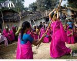 گانگسترهای زن و رهبرشان در هند! +عکس