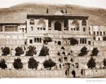 باغ تخت شیراز، عمارتی باشکوه که ویران شد