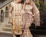 مدل جدید لباس عروس هندی و پاکستانی 2013