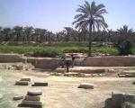 کاخ کوروش شهرستان دشتستان واقع در برازجان)