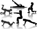تمرینات پیلاتس برای عضلات شکم و باسن+ تصاویر