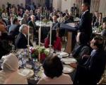 تبریک اوباما به مسلمانان همراه با وعده افطار