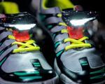 ابداع سیستم روشنایی ویژه کفش ها !!