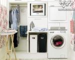 ماشین لباسشویی را چگونه تمیز کنیم؟
