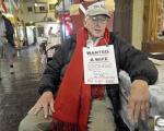 وقتی که یک پیرمرد 82 ساله به دنبال همدم باشد +عکس