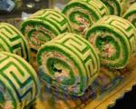 رولت کوکو سبزی طرح ورساچه!