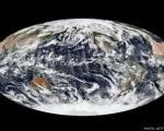 تصاویر جدید ماهوارهای از آرامش کمنظیر زمین