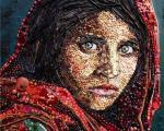 آثارکلاسیک با اشیاء دور ریختنی+تصاویر