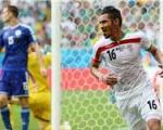 خوشحالی قوچاننژاد از گل دیرهنگام آلمان به آرژانتین