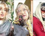 گریم و لباس زنانه برای این 3 بازیگر مرد/عکس