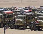 ارتش مصر به حال آماده باش درآمد/بازداشت 15 نفر از محافظان خیرت الشاطر