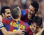 بارسلونا قهرمان سوپرجام فوتبال اروپا شد