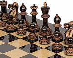 شطرنجهایی برای ثروتمندان + تصاویر