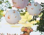 پروانه هایی زیبا برای تابستانی کردن دکوراسیون منزل تان