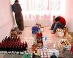 قاچاق مشروبات الكلی با اهداف سیاسی
