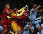 گزارش تصویری از پیروزی سیتزنها مقابل لیورپول در اتحاد