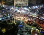 2 کشته و دهها زخمی در رویارویی خیابانی مصر/بازداشت رئیس و معاون حزب الوسط