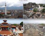 عکس: «کاتماندو» قبل و بعد از زلزله