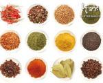 چگونه از ادویه در غذا هایمان استفاده کنیم؟