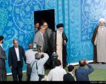 نماز عید فطر به امامت رهبر انقلاب +عکس