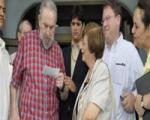 روزنامه نگار آمریکایی مدعی شد: کاسترو از احمدی نژاد گله مند است