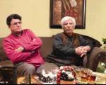 حضور محمدرضا شجریان در جشن تولد بهرام بیضایی+عکس