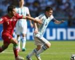 واکنش نیوشاضیغمی،روناک یونسی،شبنم قلی خانی،پژمان بازغی و...به بازی ایران مقابل آرژانتین