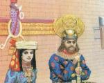 خودآرایى و محیط آرایى در ایران باستان