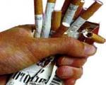 احتمال خفگی در نوزادان والدین سیگاری