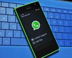 نکاتی برای استفاده بهتر از Whatsapp بر روی ویندوز فون
