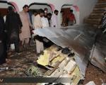 انتشار اولین عکس از لاشه هواپیمای ناجا/ هواپیما به کوه خورد و افتاد