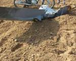 فرماندار شوش: پهپاد سقوط کرده، ایرانی است/ نقص فنی، علت سقوط (+عکس)