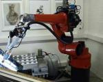 ساخت روبات هنرمند/ نقاشی روباتی با 5 قلم و مو و 24 رنگ