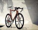 تصاویر پیشرفتهترین خودروی ورزشی/ مواجه دوچرخه سوار با غبار کم میشود