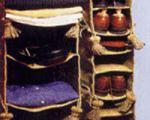 دوخت قفسههای پارچهای