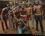 بی رحمانهترین هنر رزمی در آفریقا +عکس