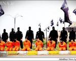 داعش 13 سنیمذهب را اعدام کرد (+ تصاویر)