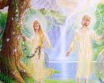 هشت مادر مقدس، به روایت انجیل