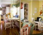 دکوراسیون یک خانه با وسایل مدرن و رنگی