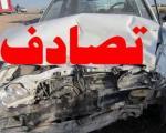 برخورد دو خودرو در جاده مرند- جلفا ۶ کشته و زخمی داشت