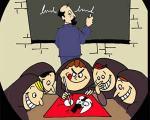 طنز روزهای مدرسه