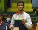 اشكان قلی خانی قهرمان وزن 55 كیلوگرم شد
