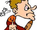 هنگام عصبانیت چگونه خود را آرام میکنید؟